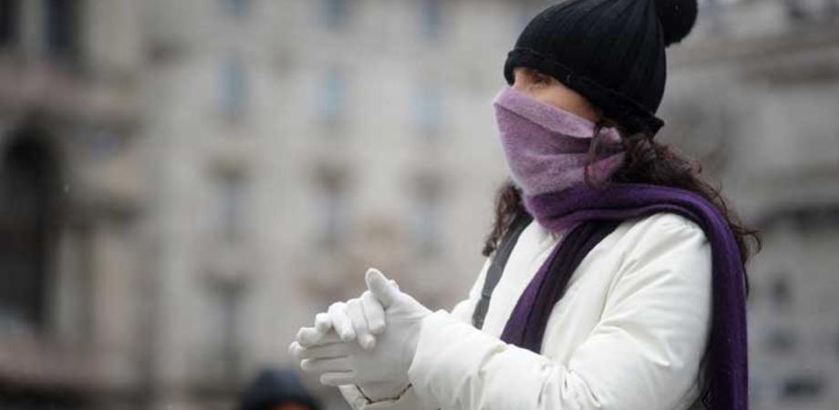 Meteo, colpo di coda dell'inverno: in Sicilia calo delle temperature previsto per martedì