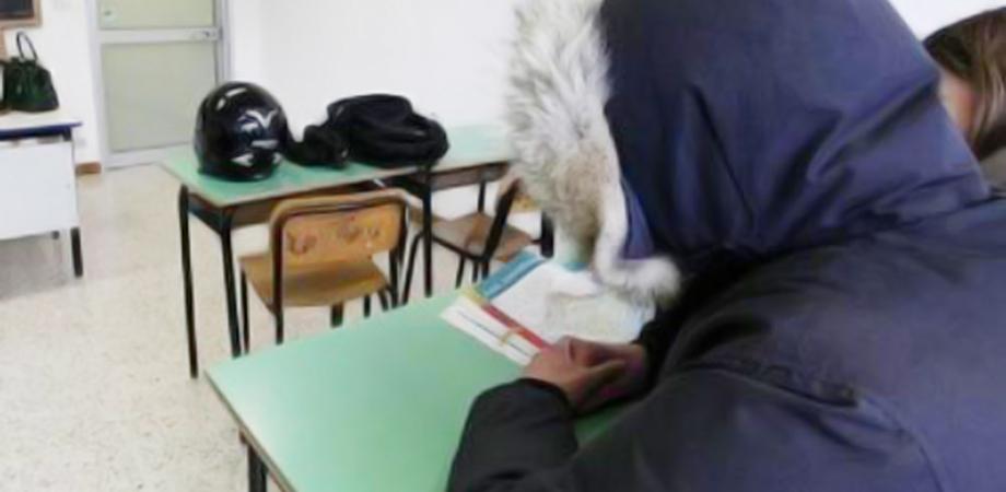 Scuole al freddo a Caltanissetta, impianti sempre guasti. Rete degli Studenti Medi accusa la ditta della manutenzione