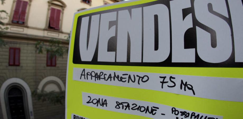 Mercato immobiliare in crisi a Caltanissetta e in provincia, l'Omi registra un calo del -24,0%