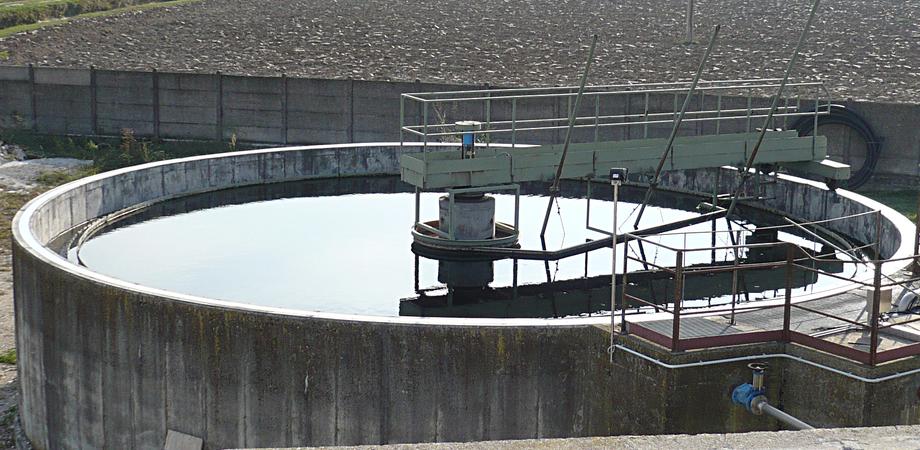 Impianto di depurazione di Acquaviva, convocata conferenza di servizi: investimento da 900 mila euro