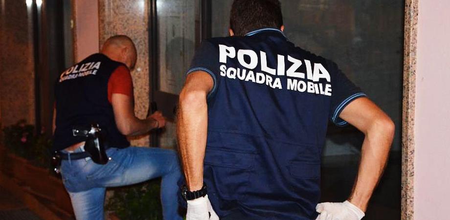 Maltrattamenti e tentato omicidio: 50enne arrestato dalla Squadra Mobile di Caltanissetta