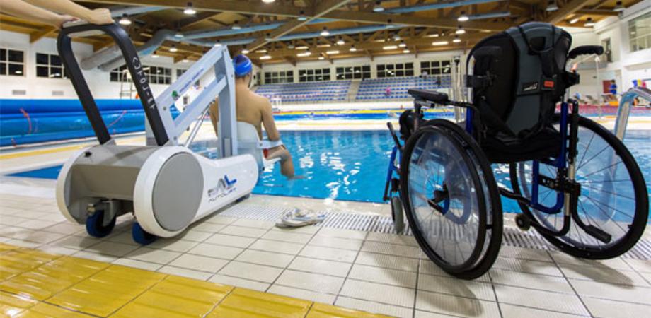 Attività in acqua per disabili a Caltanissetta, stop evitato. Il servizio prorogato dal Comune per due mesi