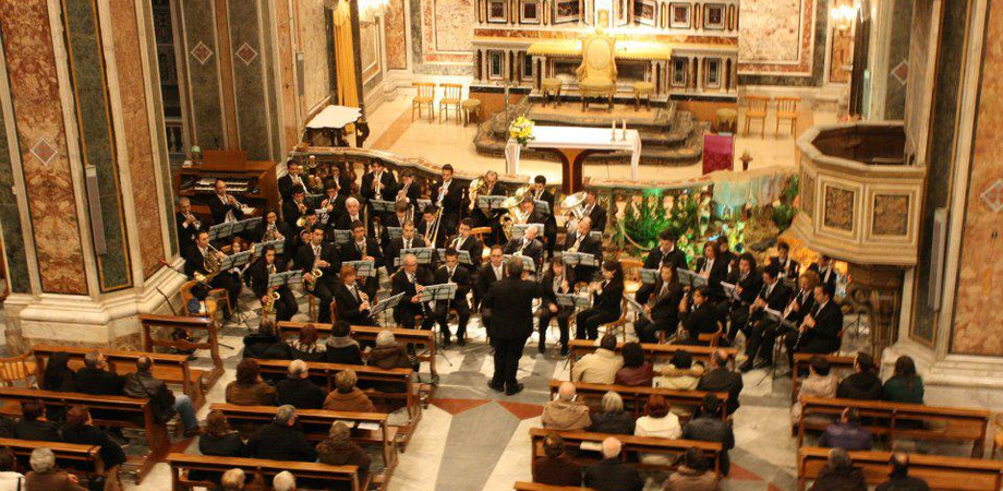 """Settimana Santa nissena, domenica concerto di """"Sicilia in musica"""" nella chiesa di San Giuseppe"""
