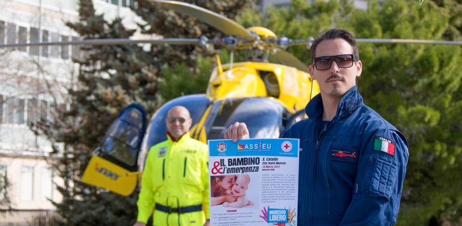 Il primo soccorso del bambino. Il 18 marzo convegno a San Cataldo e test di prova pratica