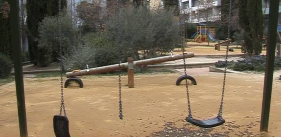 """Il Parco Robinson ritorna al buio. La segnalazione dei residenti: """"Problemi di sicurezza"""""""