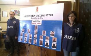 Mafia, droga e prostituzione tra Caltanissetta e San Cataldo, parla il pentito Lipari