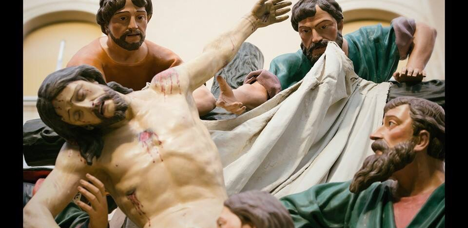 Caltanissetta, la Via Crucis con le Vare sarà celebrata in diretta streaming