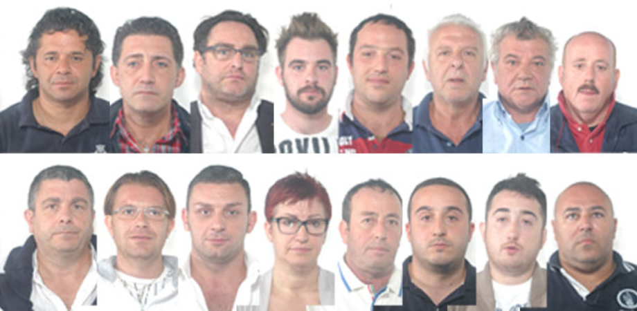 "Caltanissetta, chiusa l'istruttoria del processo ""Les jeux sont faits"". Lunedì la sentenza del Tribunale per i 48 imputati"