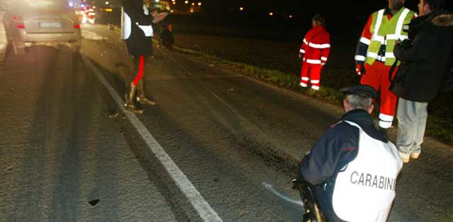 Provoca carambola tra auto a Sommatino, era ubriaco. Conducente denunciato dai carabinieri, patente tolta