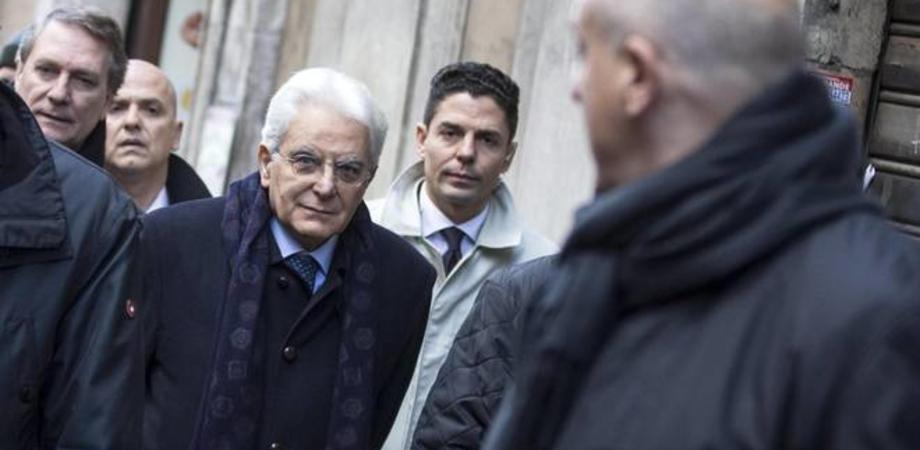 """La visita a Caltanissetta del presidente Mattarella e l'omaggio ai """"carusi"""". Il sindaco presenterà l'itinerario delle miniere"""