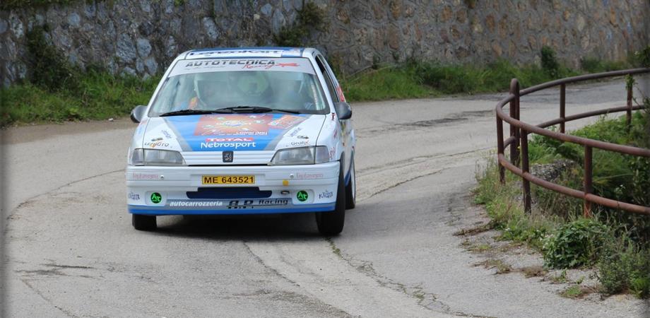 """Rally Torri Saracene: per Nebrosport 'Buona la prima!"""""""