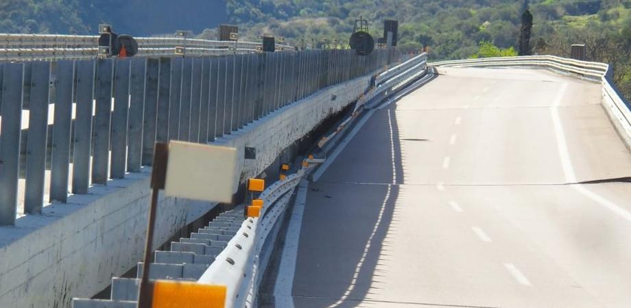 Autostrada A19, in fase avanzata i lavori di ricostruzione del viadotto Imera: lunedì chiusura della corsia di sorpasso