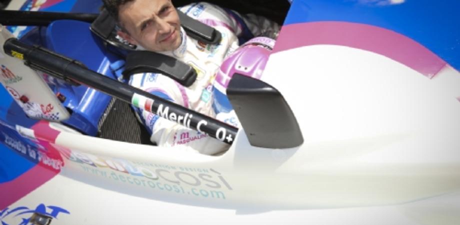 Coppa Nissena, Christian Merli è ancora il più veloce e conquista la gara