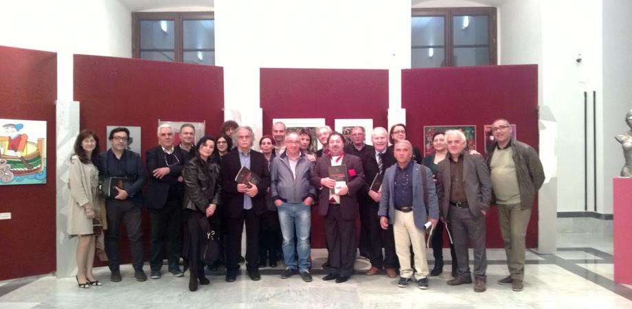 """""""Punti di vista tour"""", visitabile fino al 3 maggio la mostra a Palazzo Moncada"""