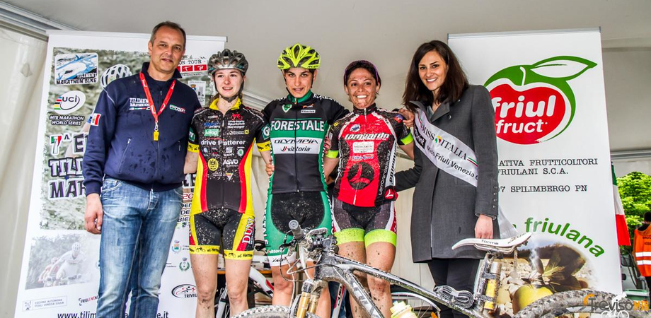 Mountain bike, successo del duo Farnisi-Andolina al Tiliment Marathon. Mondiali ora più vicini