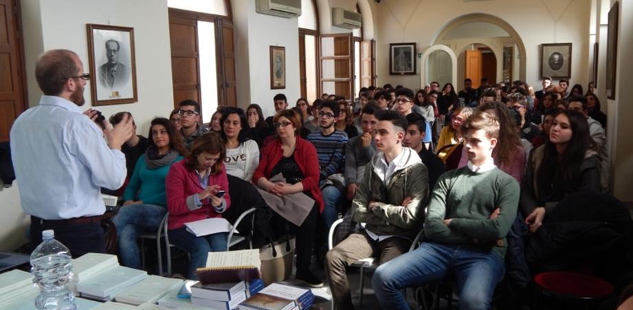 San Secondo in un tweet, l'esperienza nissena al Salone del Libro di Torino