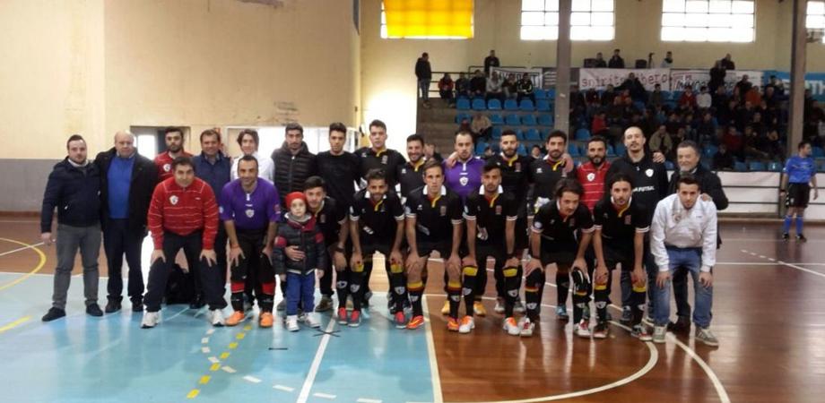 """Impresa """"sudata"""" per la Nissa Futsal, raggiunta la salvezza in serie B"""