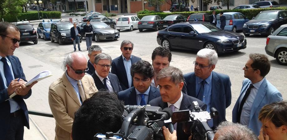 """Il futuro della Corte d'Appello, il presidente dell'Ars a Caltanissetta: """"Chiuderla è una cortesia ai criminali"""""""