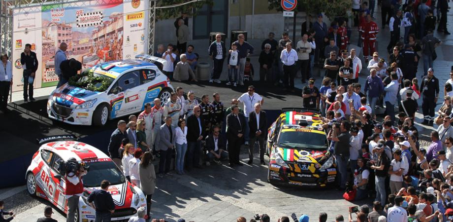Targa Florio: tre giorni di emozioni l'edizione numero 99