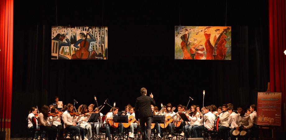 MusicalMuseo, tutto esaurito a Caltanissetta. Domenica il concerto al Margherita
