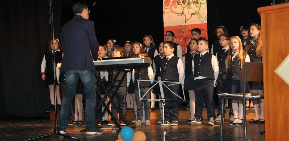 San Cataldo. Il 12 dicembre l'esibizione del coro polifonico Don Milani