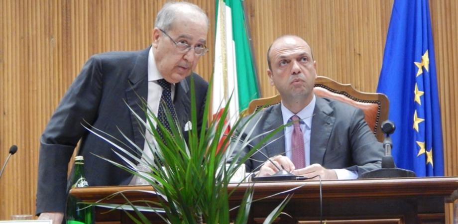 """Minacce al ministro Alfano, solidarietà dai magistrati di Caltanissetta. """"Vada avanti contro la cultura criminale mafiosa"""""""