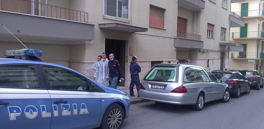 Caltanissetta, macabra scoperta in un appartamento di viale Sicilia. Ritrovato il cadavere mummificato di un uomo