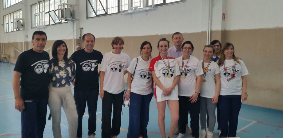 Primo torneo di Badminton a Caltanissetta: gli studenti che hanno centrato il volano