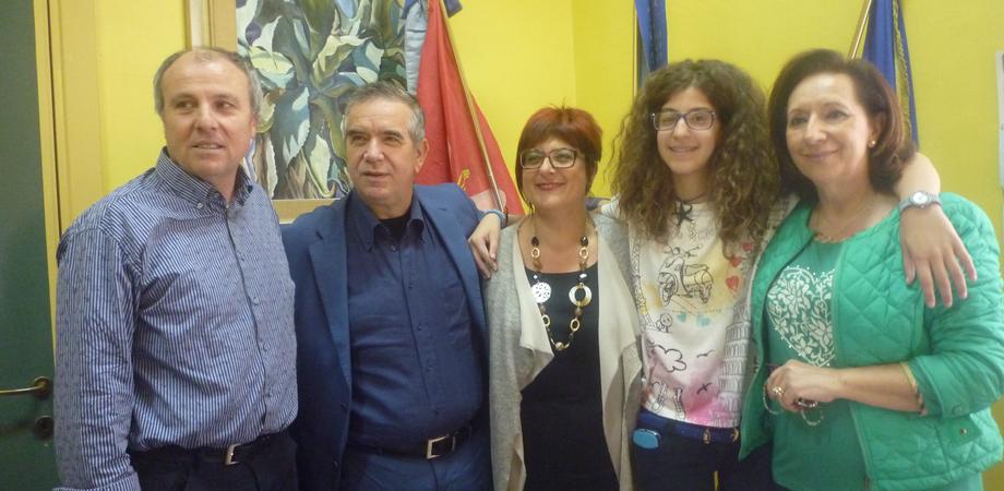 """Concorso nazionale di poesia """"Poggiomarino"""", menzione speciale per la studentessa nissena Chiara Milazzo"""