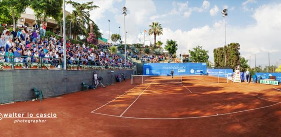 Per il torneo al Tennis Club i complimenti del direttore Challenger Atp Joanna Langhorne