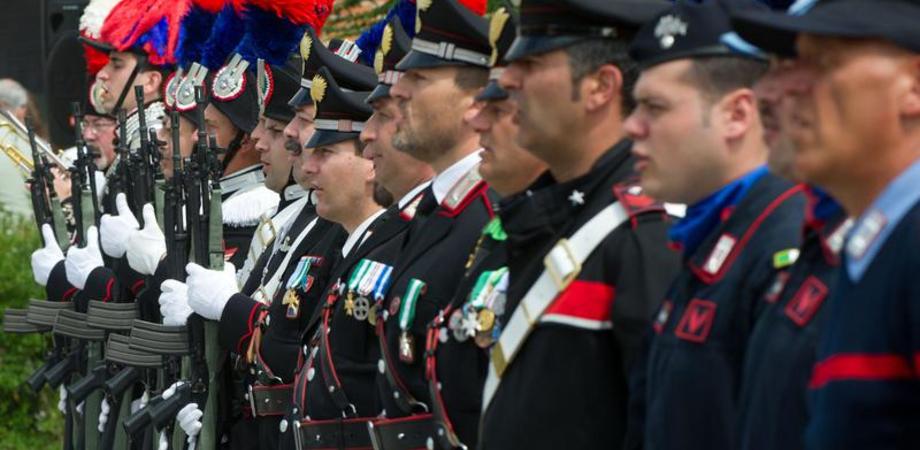 """Caltanissetta, l'Arma in festa. Venerdì cerimonia alla caserma """"Guccione"""""""