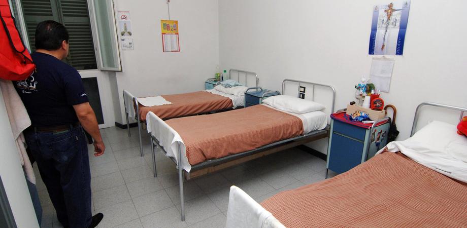 Dormitorio comunale al Testasecca: 20 posti garantiti per i nisseni senzatetto