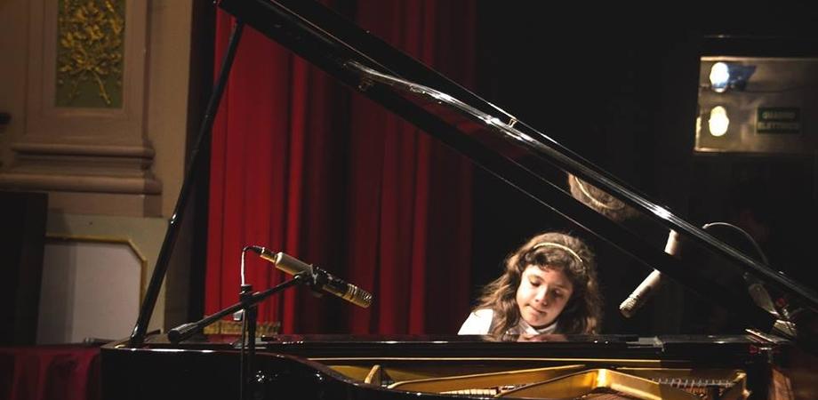La pianista Rosa Maria Macaluso mercoledì in concerto al Mottura