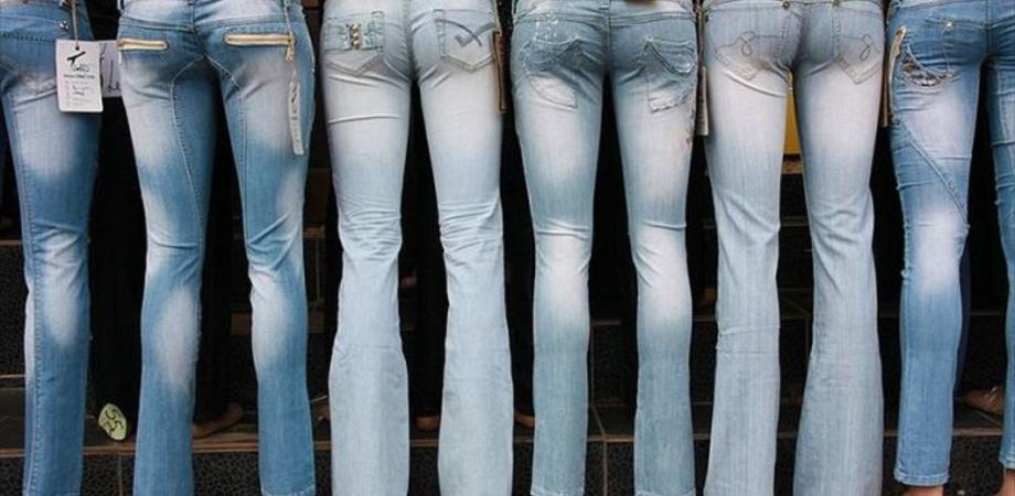 Jeans troppo attillati? I medici: possono danneggiare muscoli e nervi