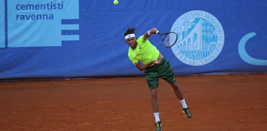 Tennis Torneo Cmc: Andrea Arnaboldi si qualifica per prossimo turno