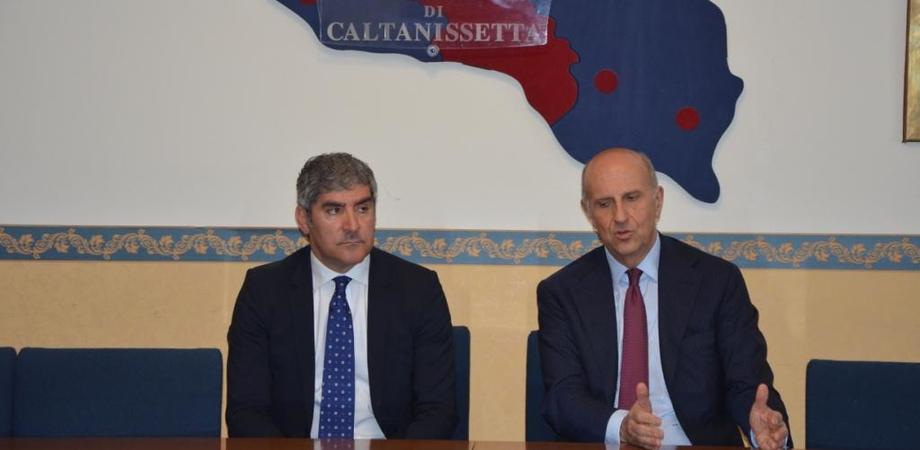 """Operazione antimafia a Caltanissetta, il capo della Polizia si complimenta con il personale: """"Legalità riaffermata"""""""