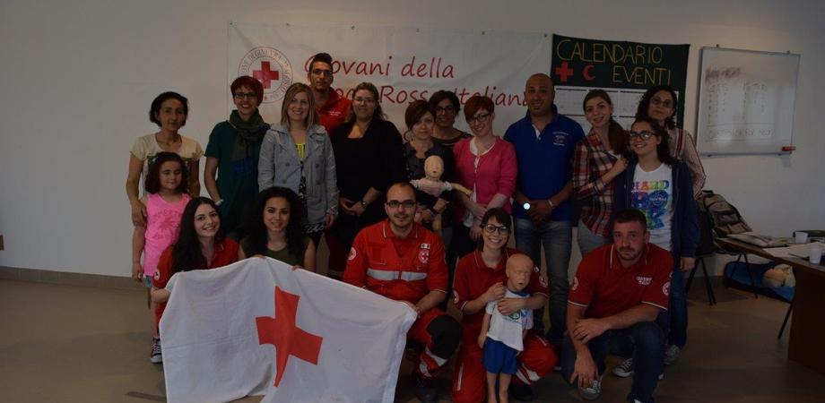 Manovre Salvavita Pediatriche a Sommatino: la Croce Rossa istruisce i cittadini