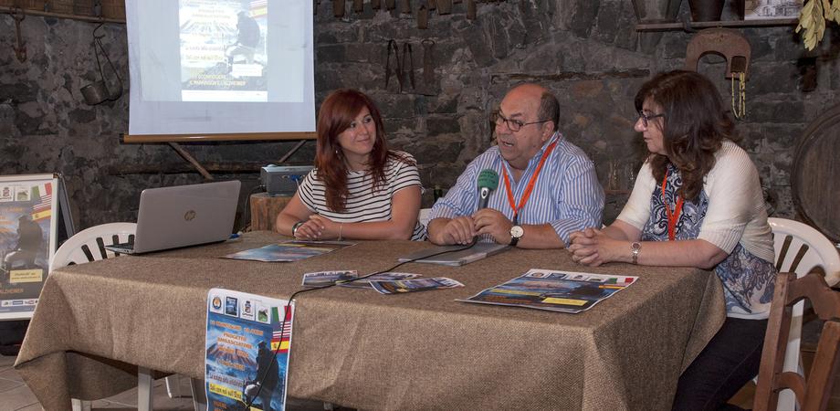 """Lotta al Parkinson e all'Alzheimer: l'11 luglio anche Caltanissetta nella scalata all'Etna, la """"montagna viva"""""""
