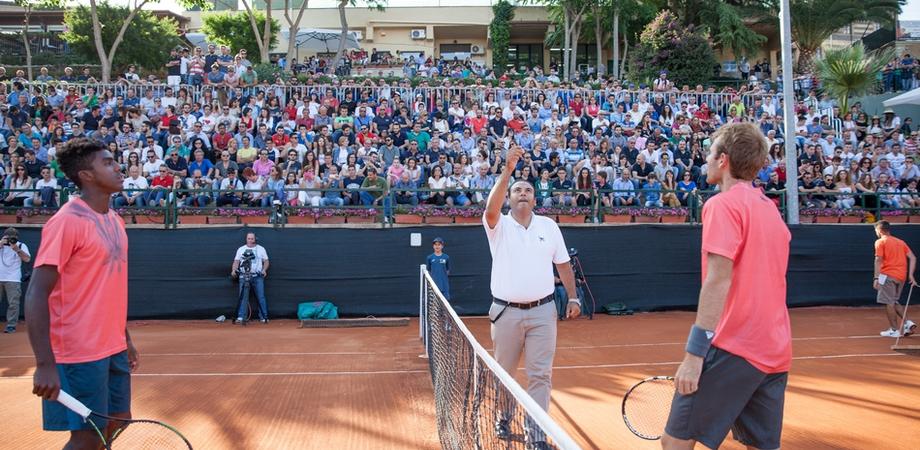 """Tennis, torneo Challenger a rischio. Trobia: """"Silenzio dal Comune, organizzazione ferma"""""""