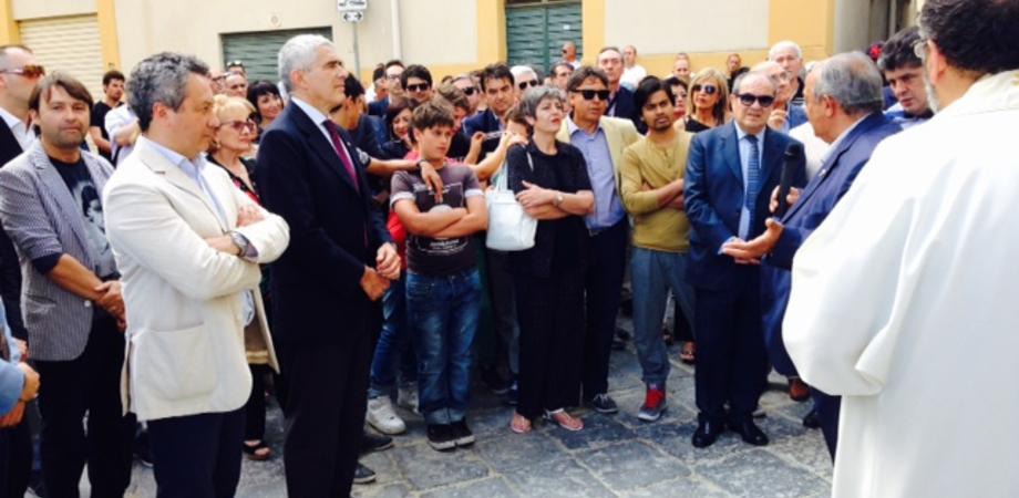 """Casa Famiglia Rosetta, Casini inaugura il centro di formazione a Caltanissetta. Al leader Udc il premio """"Solidarietà 2015"""""""