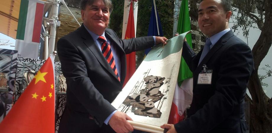 """Expo 2015, accordo Sicilia-Cina per innovazione imprese. Vancheri: """"Occasione per le aziende siciliane"""""""