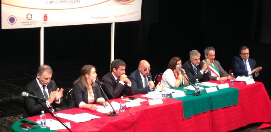 """""""Ampliare i confini della Corte d'Appello di Caltanissetta"""". Magistrati e avvocati uniti per evitare la soppressione"""