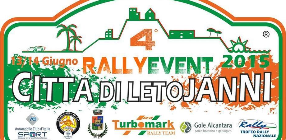 Trofeo Rally Nazionali a Letojanni: iscrizioni aperte fino a lunedì