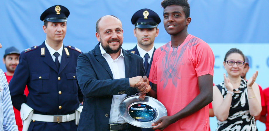 Trofeo Internazionale Caltanissetta, lo svedese Elias Ymer incoronato campione del tennis