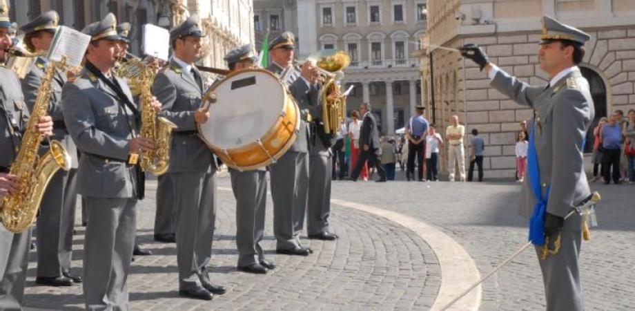 La Guardia di Finanza alla ricerca di strumentisti per la sua banda musicale. Domande entro il 25 luglio