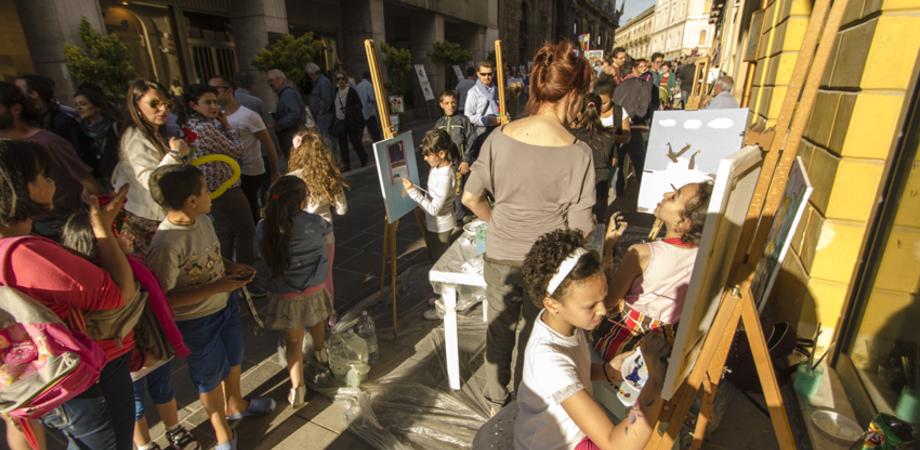Sabato è la notte di #Piazzacolori: la manifestazione che sprizza arte e creatività