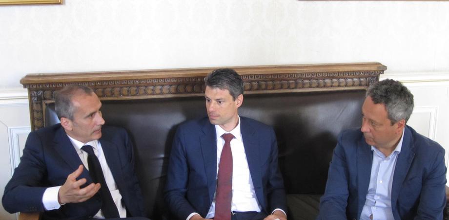 Ferrovie, vertice con il sindaco Ruvolo. Annunciati interventi per potenziare la stazione Caltanissetta-Xirbi