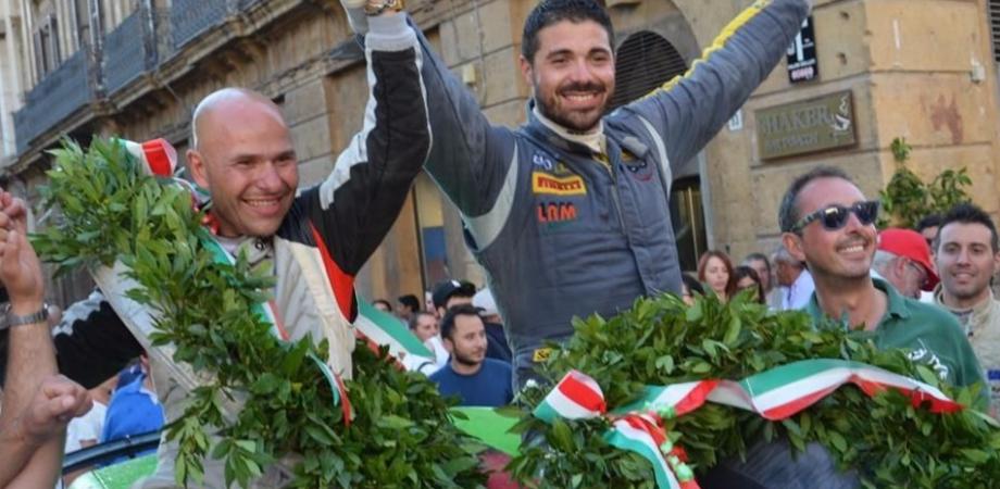 Rally di Caltanissetta, poche critiche ma tanto successo di pubblico. Mirabile e Calderone i campioni della 13° edizione