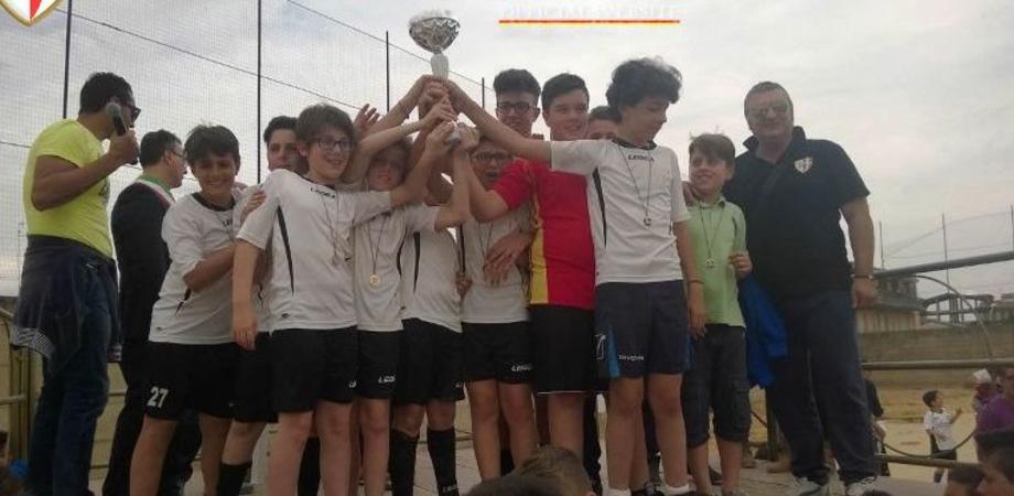 Sport Club Nissa trionfa al torneo di Barrafranca