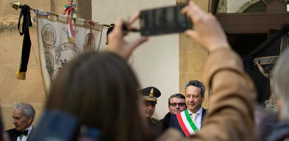 """San Michele """"mollato"""" da Ruvolo. Il sindaco svela il giallo: """"Ero a Palermo per incontrare il ministro Delrio"""""""